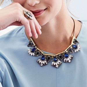 Monarch Statement Necklace by Chloe and Isabel